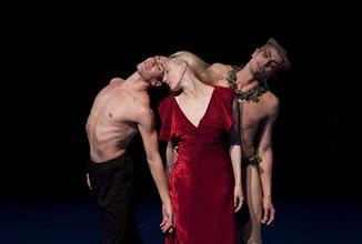 Hamburg Ballet in John Neumeier's Nijinsky
